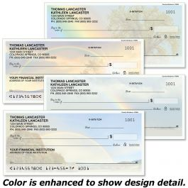 Country Rainbows Single Checks