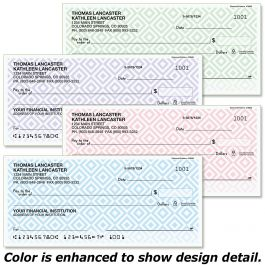Diamond Pattern Duplicate Checks