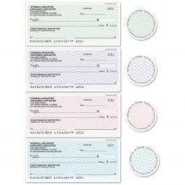 Diamond Pattern Duplicate Checks with Matching Labels