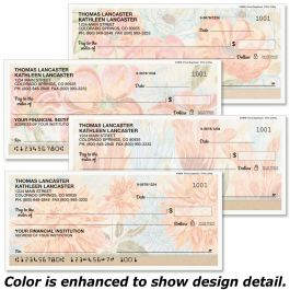 Floral Daydream Single Checks