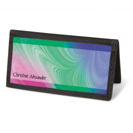 Genesis Checkbook Cover - Personalized