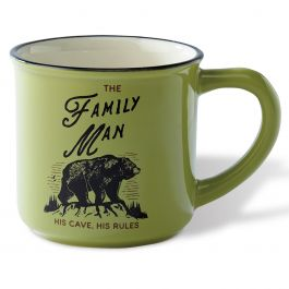 The Family Man Cave Mug