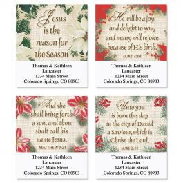 Reason For The Season Address Labels Current Catalog