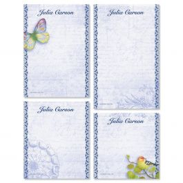 Exotic Prints Notepad Set