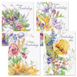 Sweet Remembrances Birthday Cards