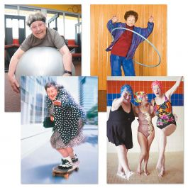 Forever Young Birthday Cards
