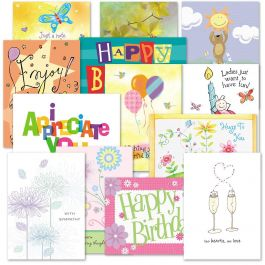 40-Card Mega All Occasion Cards Value Pack