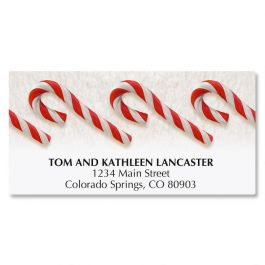 Holiday Dreams Address Labels