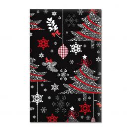 Decked Out Decor Jumbo Rolled Gift Wrap