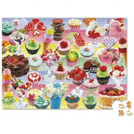 500 Piece Sweet Treats Puzzle Current Catalog
