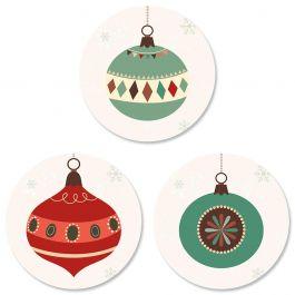Ornament Trio Seals