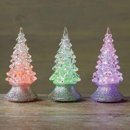 Mini LED Christmas Tree Tealights | Current Catalog
