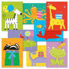 Kids Birthday Cards Value Pack Current Catalog