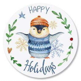 A Holiday Message Seals