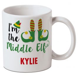 Personalized Middle Elf Mug