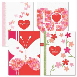 Sweet & Simple Valentine Cards