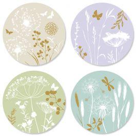 Botanical Seals