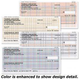Plaid Duplicate Checks