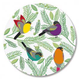 Birds In Tree Seals