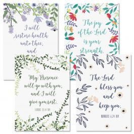 Get Well Scripture Cards