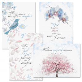 Comfort Sympathy Cards