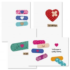 Healing Thoughts Get Well Cards