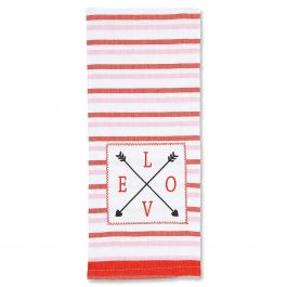 Love Valentine Kitchen Towel