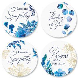 Delft Blue Seals (4 Designs)