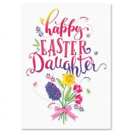 Easter Card for Daughter