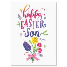 Easter Card for Son