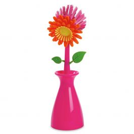 Dish Brush Flower Household Cleaning Tool