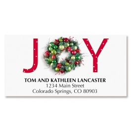 Great Joy Deluxe Address Labels