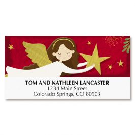 Newborn King Deluxe Address Labels