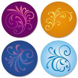 God's Glory Seals (4 Designs)