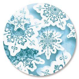 Snowflake Frenzy Seals