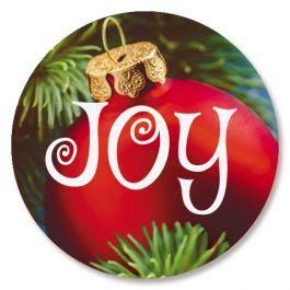 Ornament Joy Seals