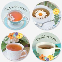 Cup of Cheer Seals (4 Designs)
