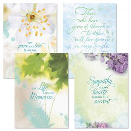 Feeling Your LossSympathy Cards