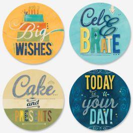 Big Wishes Seals (4 Designs)