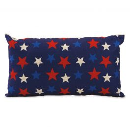 Stars Patriotic Pillow