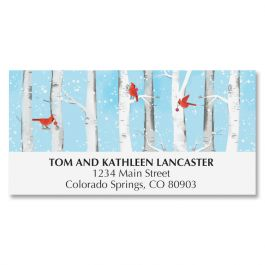 Whimsical Forest Deluxe Address Labels