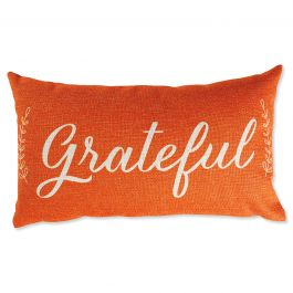 Grateful Pillow