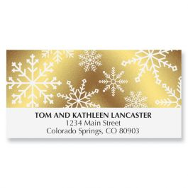 Sparkle Shine Deluxe Address Labels