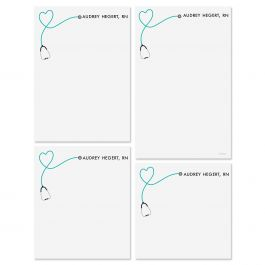 Medical Personalized Notepads
