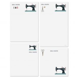 Quilt Personalized Notepads