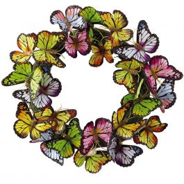 Brilliant Butterfly Wreath Current Catalog