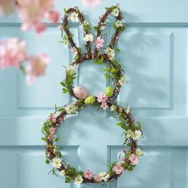 Bunny Wreath Current Catalog