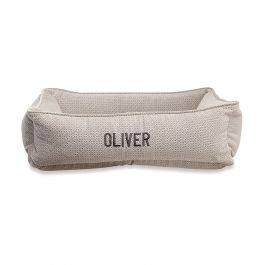 Lounger Silver Treats Dog Bed by Bowsers Pet Products - Small