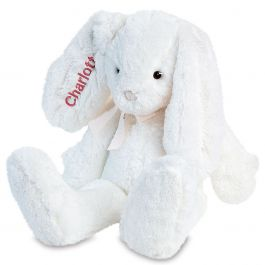 Personalized Evelyn Bunnie by Gund® - White
