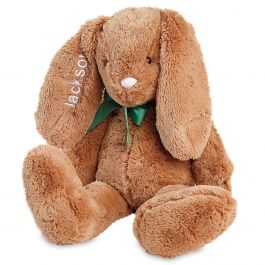 Personalized Evan Bunny by Gund® - Brown